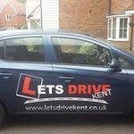 Lets Drive Kent profile image.