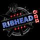 Ribhead BBQ Company logo