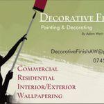 Decorative Finish profile image.