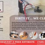 strictly business cleaning service pro profile image.