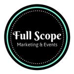 Full Scope Marketing & Events profile image.