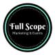 Full Scope Marketing & Events logo