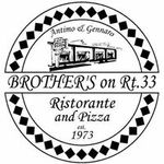 Brothers Pizza on rt.33 profile image.