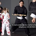 Wakefield Karate and Martial Arts College profile image.