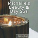 Michelle's Beauty Day Spa profile image.
