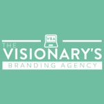 The Visionary's Branding Agency profile image.