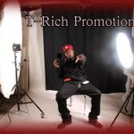 T-Rich Promotions profile image.