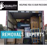 Quality Removal Services profile image.