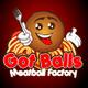 Got Balls Meatball Factory logo