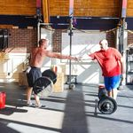 CrossFit West Des Moines profile image.