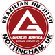 Gracie Barra Nottingham logo