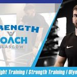 Strength Coach Glasgow profile image.