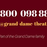 Grand Dame Theatre Company profile image.