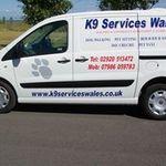 K9 Services Wales profile image.