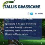 Tallis Grasscare profile image.