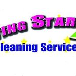 Shooting Star Cleaning Services profile image.