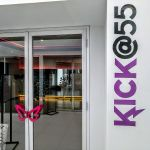 Kick@55 Fitness profile image.
