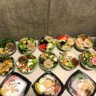 Giardino Gourmet salads Downtown