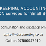 NB Accounting Services profile image.
