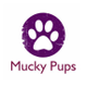 Mucky Pups Grooming logo