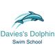 Davies's Dolphin Swim School  logo