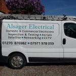 Alsager Electrical Ltd profile image.