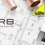 Crb plumbing and heating  profile image.