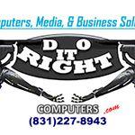 Do It Right Computers profile image.