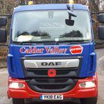 Calder Valley Skip Hire Ltd profile image.