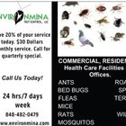 Environmina Pest Control LLC