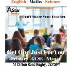 A Star Tuition Rugby profile image.
