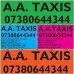 AA Taxis profile image.