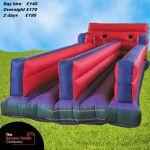 the bouncy castle company profile image.