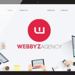 WEBBYZ profile image.