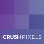 Crush Pixels profile image.