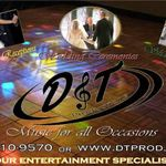 D & T Productions profile image.