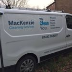 Mackenzie Cleaning Services profile image.