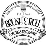 Brush & Roll Stockport's Painting & Decorating Specialist profile image.