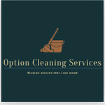 Option Cleaning Service profile image.