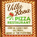 Villa Rosa Pizza Restaurant profile image.
