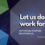 Top Virtual Staffing Solutions LLC profile image.