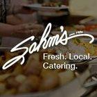 Sahm's Catering logo