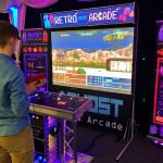 Ghost: Retro Arcade Party Hire - UK profile image.