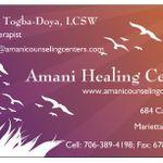 Amani Healing Centers profile image.