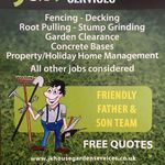 J & K House and Garden Services profile image.