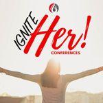 Ignite Her Conferences profile image.