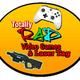 Totally Rad Video Games logo