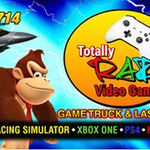 Totally Rad Video Games profile image.