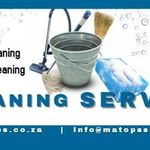 Ma-Topss Cleaning Services profile image.
