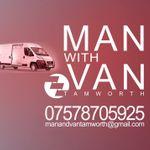 Man with Van Tamworth  profile image.